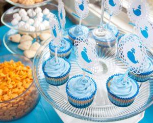 Ocean ONEderland First Birthday Party