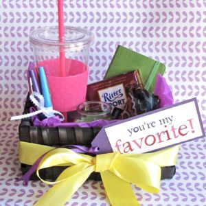 Kids Party Favors: My Favorite Things