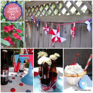 Fourth of July: A Red, White, & Root Beer Party!
