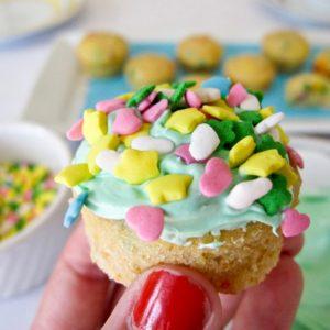 Cupcake Party Mini Cupcakes