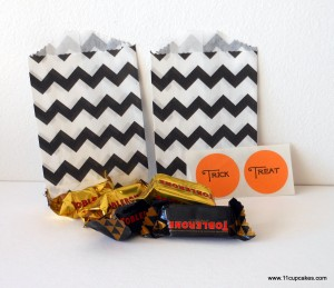 Spooky Story Party Favors