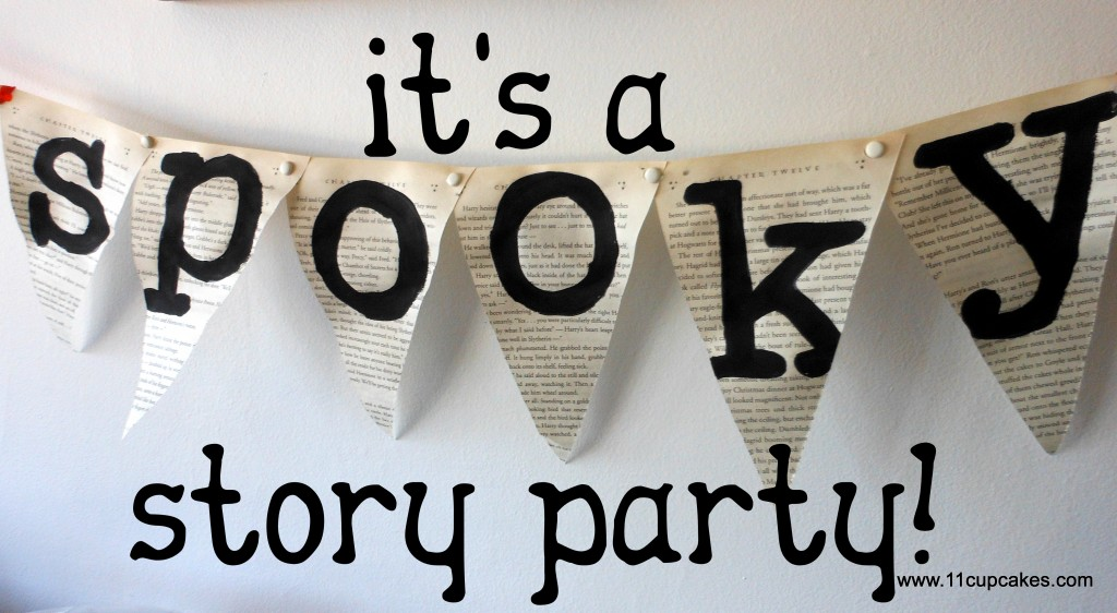 Spooky Story Party