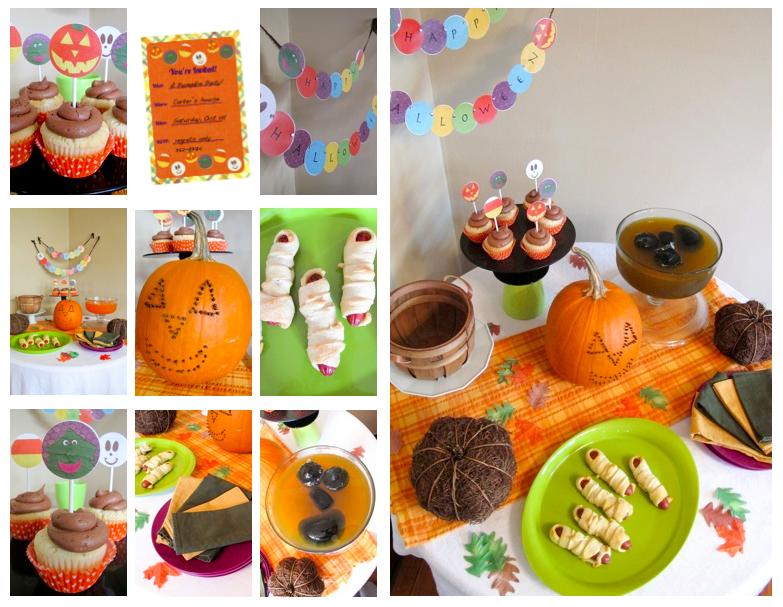 A Pumpkin Party
