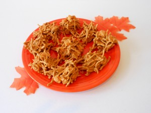 Thanksgiving Haystacks