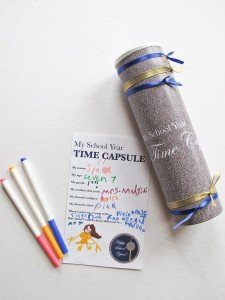 New Year's Eve Party: Time Capsule
