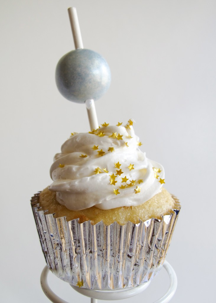 New Year's Eve Party: Countdown Cupcakes