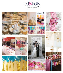 Wedding Planning: Mood Board