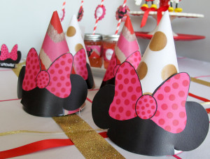 Minnie Mouse Party: Decorations