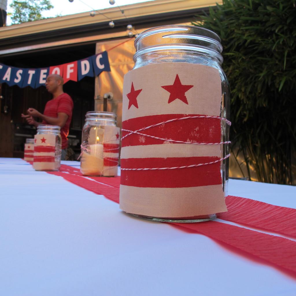 Dinner Party: Taste of DC