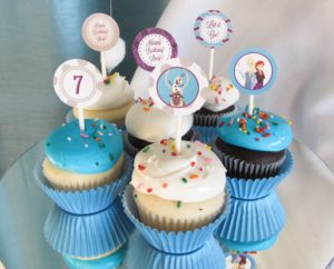 FROZEN Birthday Party Ideas, Decorations, and Food including a video tutorial on how to throw a Frozen party at home