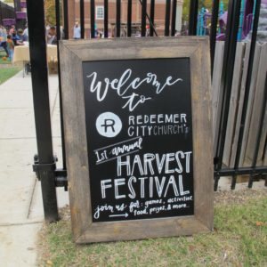 Harvest Festival Block Party