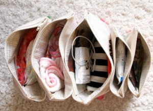 What should I pack when traveling with a baby? Here is a FREE Printable Packing List Checklist