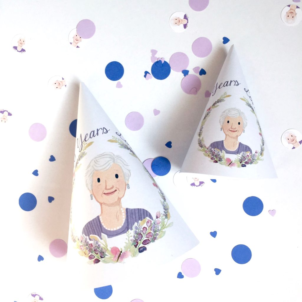 Milestone Birthday Party Ideas For Grandmas 90th With Games Decorations Food And Gifts