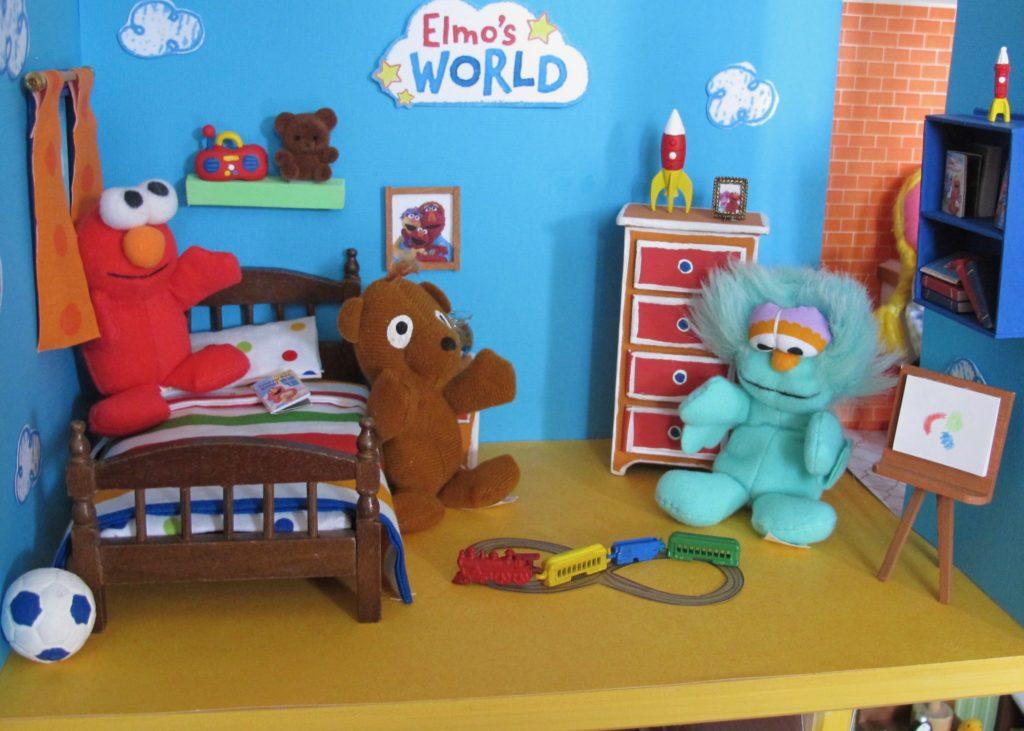 Elmo Room Decorating Ideas Leadersrooms